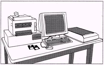 Desktop publishing computers