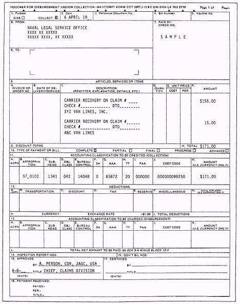 Navcompt Form 2282