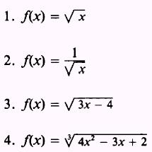 Findthe derivatives of the following
