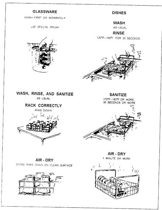 Machine Dishwashing