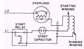 Ac Motor Start Capacitor Wiring Diagram from www.tpub.com